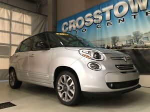 2014 Fiat 500L Sport 1.4L I4 | 6-speed manual | heated seats | c