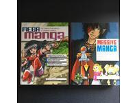 DRAWING BOOKS (MANGA)