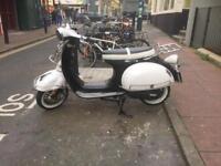 AJS Modena 50cc