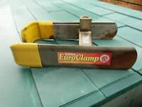 Bulldog Euroclamp wheel clamp
