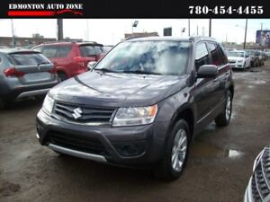 2013 Suzuki Grand Vitara JX 4dr 4x4 GREAT FINANCING RATES LOW KM
