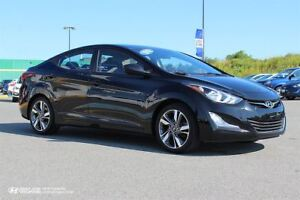 2016 Hyundai Elantra GLS! Sunroof! Heated Seats! $106 BI-WEEKLY!
