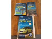 Official DVSA Theory test 3 piece set