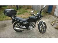 Sym 125 motorbike quick sale no offers