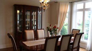 Deboers dining room set
