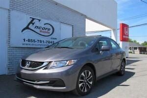 2015 Honda Civic EX/JAMAIS ACCIDENTÉ/TOIT OUVRANT/