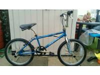 RUPTION TX5 OLD MID SCHOOL 90s BMX PROJECT OR PART'S