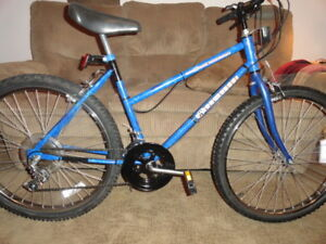 Ladies 18 speed Huffy Rockridge