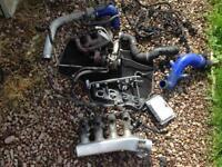 VAG 1.8T KO4 Turbo Conversion Kit Golf MK4 Bora Leon TT A3 Cupra R 275bhp