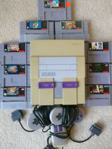 Super Nintendo and Classic Games