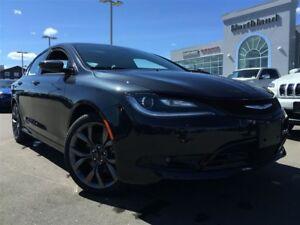 2016 Chrysler 200 S 3.6L 9 Speed