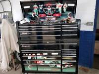 Snap on tool box limited addition