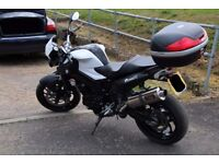 Sell Bmw f800r 2011 year great bike!