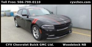 2016 Dodge Charger SXT - 8.4 Touch Screen, Tint & Stripe Package