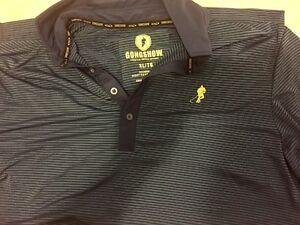 Men's Gongshow  Hockey golf shirt