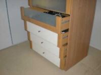 2 sets of Ikea Askendal chest of drawers