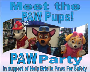 Meet the PAW Pups!!!