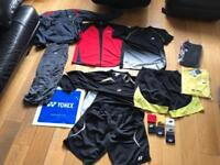 Yonex Tennis Clothing Bundle (all Size XL)