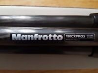 Manfrotto 190 CXPRO3 carbon tripod