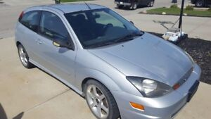 SVT Ford Focus 2003, Low KMs