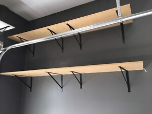 Shelving with Brackets