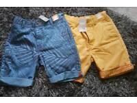 Boys Next shorts 9yrs