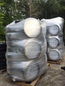Tons of New Trailer Wheels
