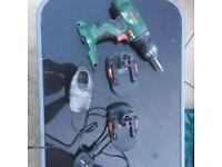 Bosch cordless combi drill