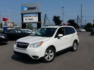 2015 Subaru Forester ONLY $19 DOWN $58/WKLY!!
