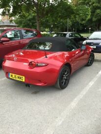 Mazda MX5 1.5 Sport NAV Low Mileage As New condition