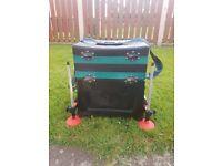 WATERCRAFT 6 DRAW FISHING SEAT BOX