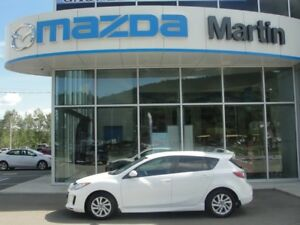 2013 Mazda Mazda3 GS-SKY Extra clean-heater seat