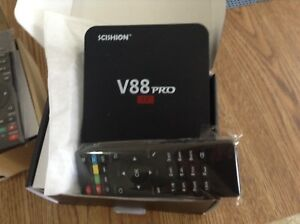Tv box android 6.0 kodi 17.3  why buy old android 4. Or 5. Boxs