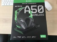 Astro A50 base station Xbox one and windows 10