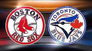Toronto Blue Jays vs Boston Red Sox August 28, 29, 30 2017