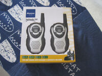 Binatone Latitude 150 walkie talkies, brand new in box.