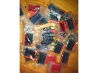 Assorted Canon ink cartridges PG15 & CLI-8