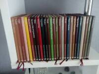 Rare Time Life full set of The Good Cook.27 books.