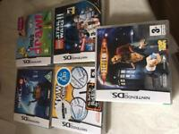 Nintendo Ds games 5 pounds Each