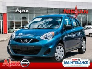 2017 Nissan Micra S*301 kms*Accident free