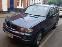 2004 facelift BMW X5 3.0 diesel sport