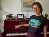 New Summer Piano Lessons / Classes
