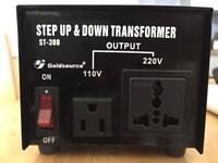 Goldsource ST-300 300 Watt Step Down and Step Up Voltage Converter