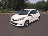 **2013 TOYOTA YARIS 1.4 TR D-4D*£20 TAX*F.S.H*FINANCE AVAILABLE*