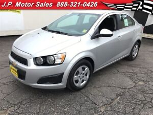 2015 Chevrolet Sonic LT, Automatic, Back Up Camera,