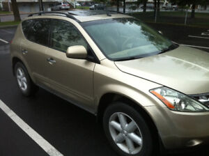 2006 NISSAN MURANO *** CUIR *** TOIT OUVRANT *** AWD 4*4 ***