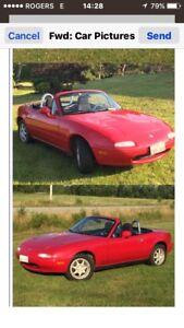 96 Mazda Miata