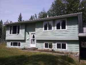 Quesnel House for rent- no longer available