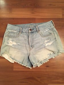 American eagle high waisted shorts - size 12