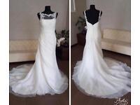 Wedding dresses 2 part